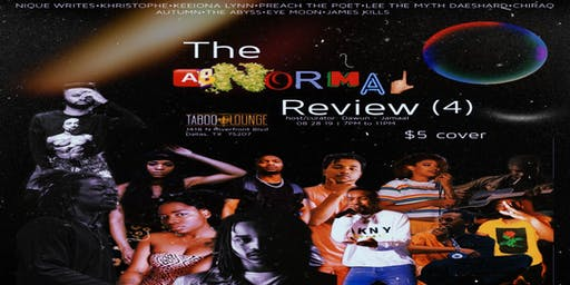 The AbNormal Review (4) Host/Curator - Dawun-Jamaal