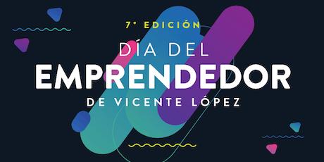 """7ma Edición del """"Día del Emprendedor"""" entradas"""