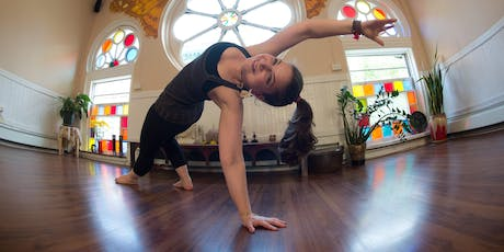 Jyoti Yoga - Six Class Series tickets