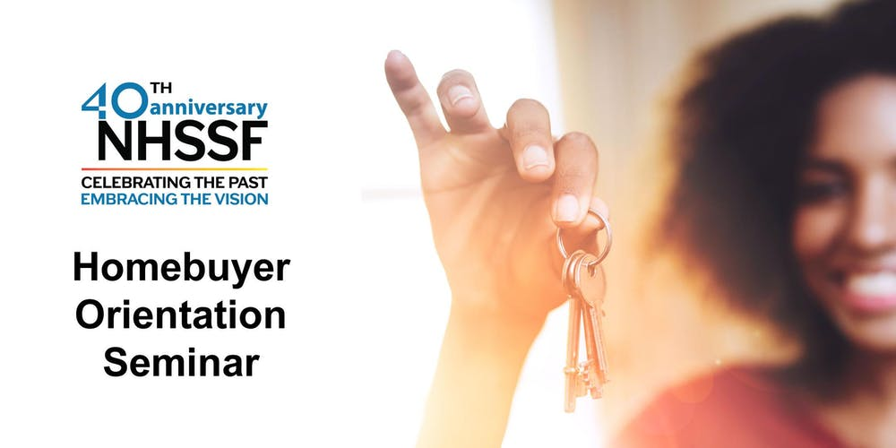 Broward Homebuyer Orientation Seminar 9/16/19 (English