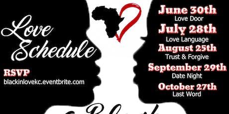 Black in Love tickets