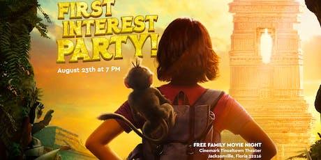 FREE Family Movie Night - Dora the Explorer tickets