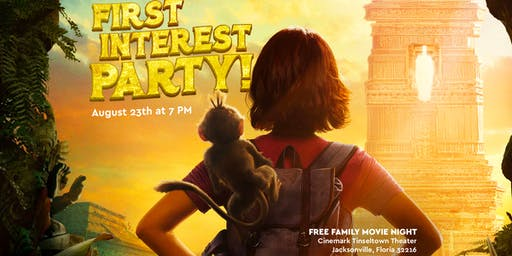 FREE Family Movie Night - Dora the Explorer