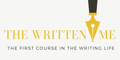 """""""The Written Me--The First Course in the Writing Life"""" with Sue Skalicky"""