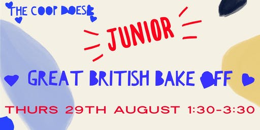 Junior Great British Bakeoff