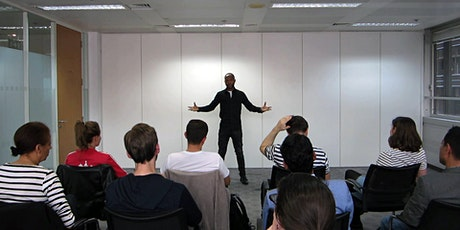 Public Speaking - Thursday Evening Practice (FREE for first timers) tickets
