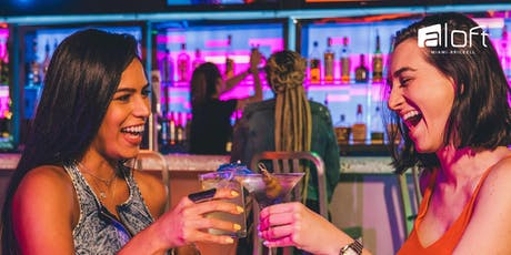 Off The Clock Happy Hour at Aloft Brickell tickets