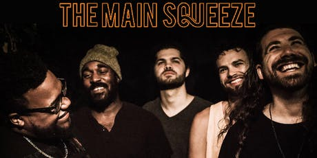 THE MAIN SQUEEZE tickets
