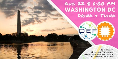 DEF Washington DC Drink & Think tickets