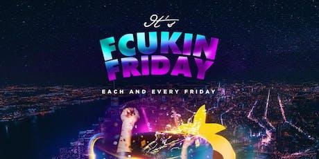 iTs FCUKIN FRIDAY | SOCA in MANHATTAN | FREE w/RSVP tickets