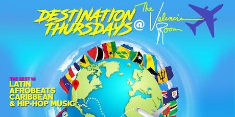 Destination Thursdays International Dance  tickets