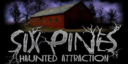 Fast Pass Skip The Line -Six Pines FearbyNight 2019