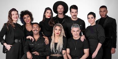 Convenção 2019 - Squad de Maquiadores Experts