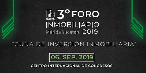 Foro Inmobiliario AMPI Mérida 2019