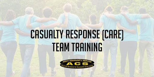 CAsualty REsponse (CARE) Team Training