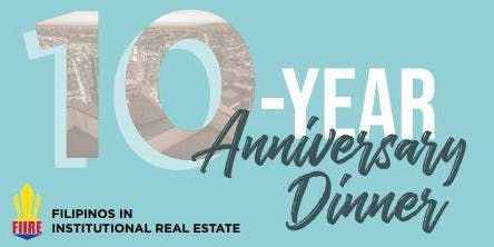 10-Year Anniversary Dinner