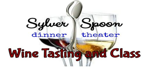 Wine For Beginners (and people who just want to drink it) at Sylver Spoon