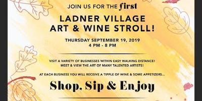 LBA Ladner Art & Wine Stroll