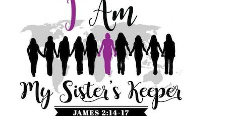 IAMMYSISTERSKEEPER MEET & GREET COC STATE OF FLORIDA tickets