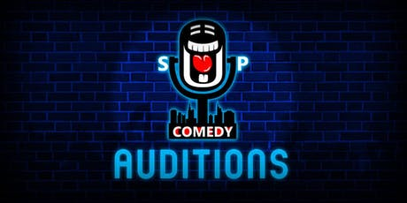 Sup Comedy Auditions - Qualifications Round Tickets