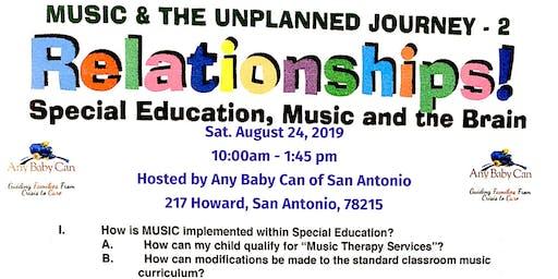 Music & The Unplanned Journey 2-IEPs