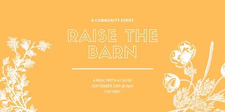 Raise The Barn tickets
