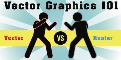 Vector Graphics 101 tickets