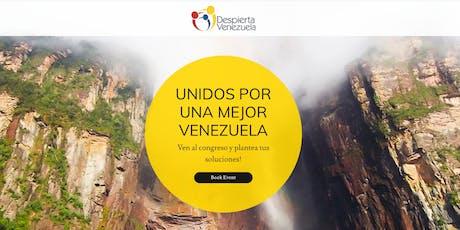 La Nueva Venezuela.Reunificando a los venezolanos.  entradas