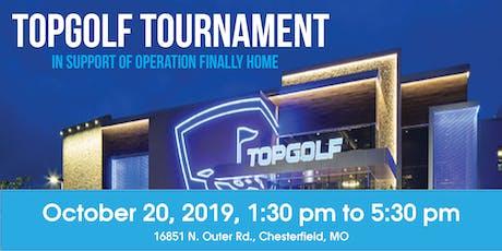 TOPGOLF Event tickets