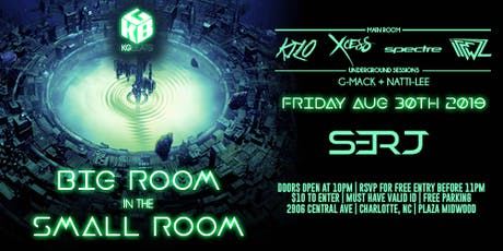 Big Room In The Small Room tickets