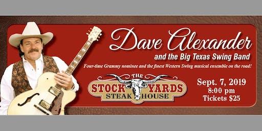 Dave Alexander LIVE!