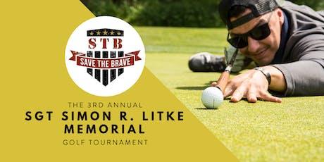 3rd Annual Sgt Simon R. Litke Memorial Golf Tournament tickets