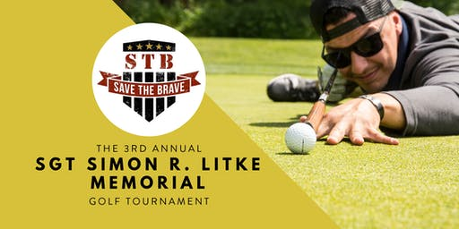 3rd Annual Sgt Simon R. Litke Memorial Golf Tournament