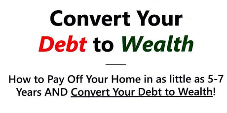 Worth Unlimited   Debt Elimination - Wealth Building   tickets
