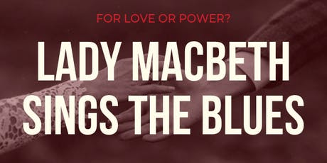 Lady Macbeth Sings The Blues tickets