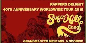 Sugarhill Gang and Furious 5's Grandmaster Mele Mel presented by DBP and KPND