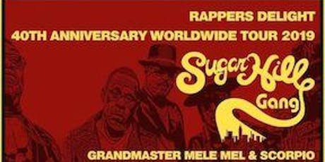Sugarhill Gang and Furious 5's Grandmaster Mele Mel presented by DBP and KPND tickets
