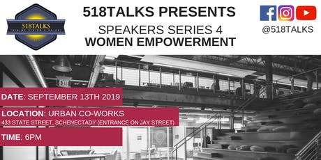 518Talks: Women Empowerment tickets