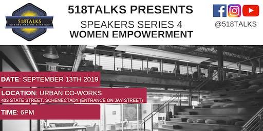 518Talks: Women Empowerment
