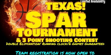 Texas-Spar Basketball Tourney tickets