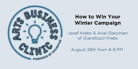 How to Win Your Winter Campaign tickets