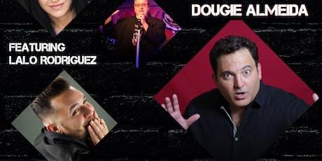 Comedy Night with Dougie Almeida tickets