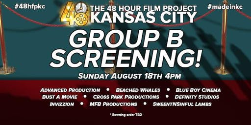 #48HFPKC - Group B Screening!