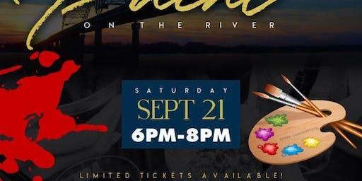 Memphis Paint on the River