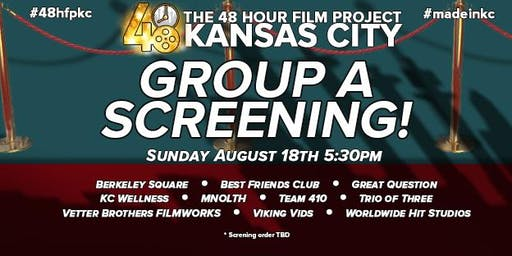 #48HFPKC - Group A Screening!