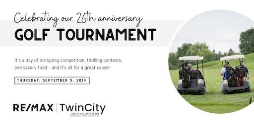 26th Annual Charity Golf Tournament