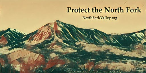 Protect the North Fork - Rally for the Valley