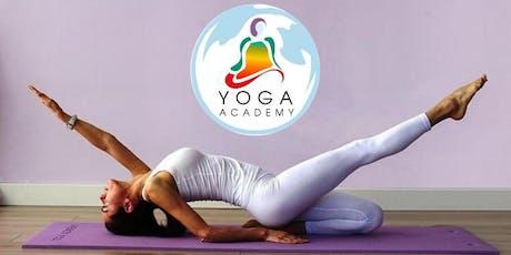 Yoga Academy-Master Key Programa Internacional de Maestros y Certificación tickets