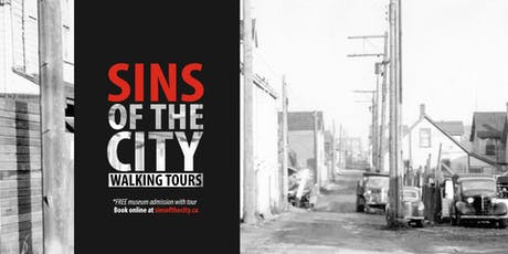 Sins of the City Walking Tour: Soul Food and Shotguns tickets