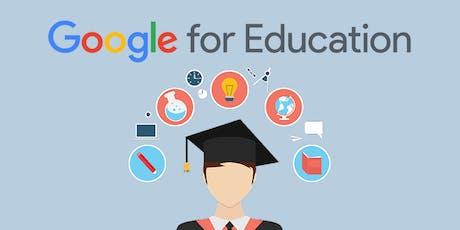 Google For Education  BA  ingressos